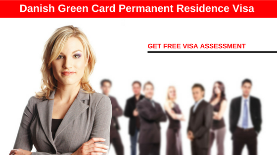 Danish Green Card Scheme | Permanent Residence Visa for Denmark