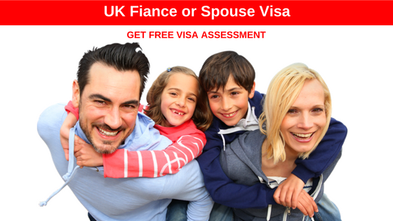 Fiance Spouse Visa for UK