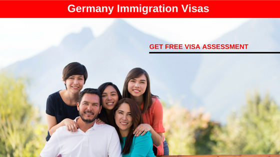 Migrate to Germany | Work Visa | Family Visa