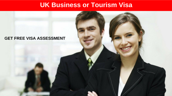 UK Business or Tourism Visa