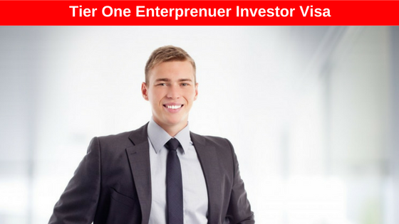UK Tier One Enterprenuer Investor Visa