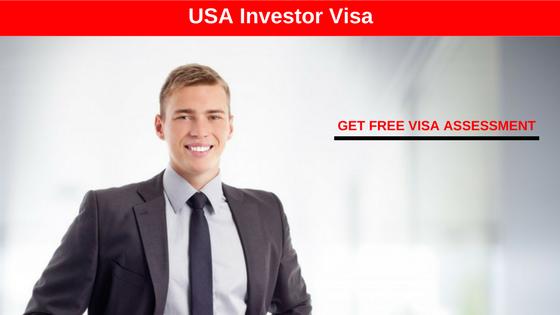USA Investor Visa