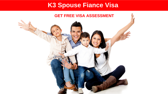 USA K3 Spouse Fiance Visa