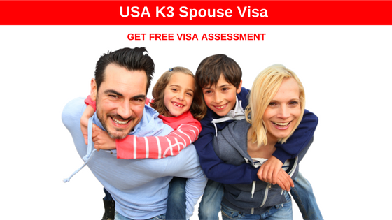 USA K3 Spouse Visa