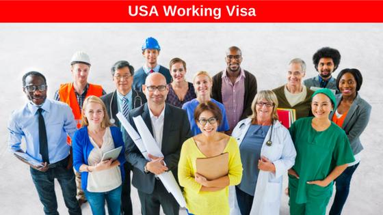 USA Woring Visa