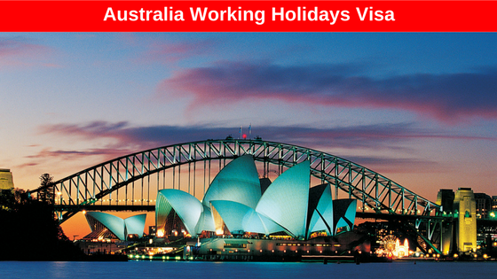 Australian Working Holiday Visa (Subclass - 417)