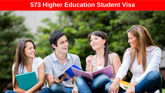 Get Australian Higher Education Sector Visa (Subclass 573)