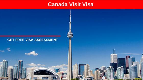 Canadian Visit Visa | Temporary Residence Visa / Permit (TRV)